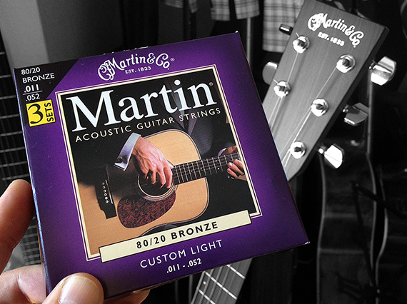 Martin Custom Light